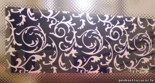 Kupejas skapis узоры на зеркале шкафа купе